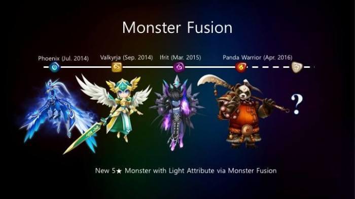 summoners war new fusion monster 2018